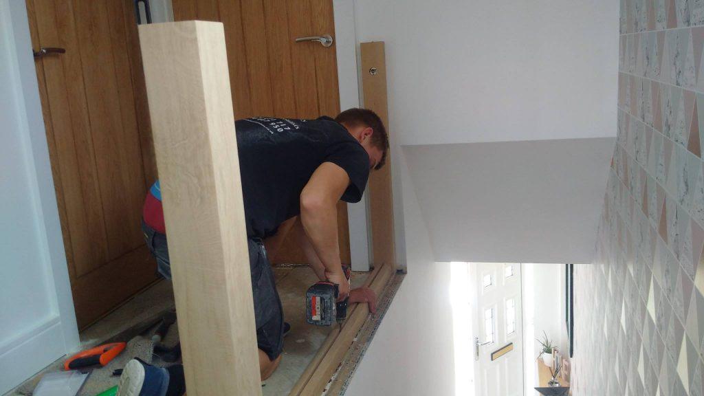 Staircase Builders in Preston
